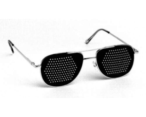 Очки-тренажеры перфорационные