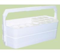 КПБ-01 - контейнер для переноса баночек для анализов