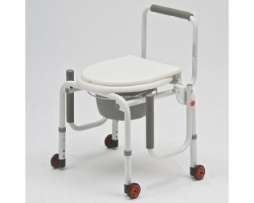 """Кресло-коляска с санитарным оснащением для инвалидов """"Armed"""" FS691"""