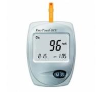 Анализатор портативный для измерения уровня мочевой кислоты,холестерина,глюкозы в крови EasyTouch GCU
