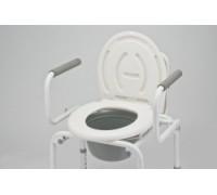 Стул-кресло с санитарным оснащением FS 813