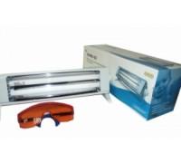 Облучатель ультрафиолетовый для облучения кожных покровов ОУФк-320/400-03 «Солнышко»