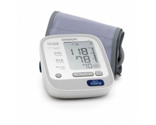 """Тонометр автоматический для измерения артериального давления на плече """"Omron"""", модель M6  адаптер+универсальная манжета"""