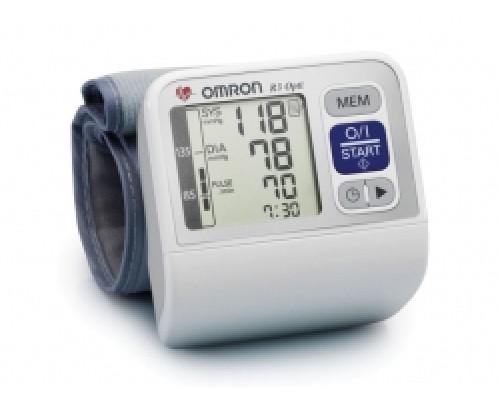 """Тонометр автоматический для измерения артериального давления на запястье """"Omron"""", модель R3 Opti"""