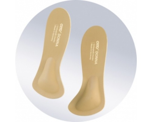 """Ортопедические полустельки для открытой обуви """"Orto"""", модель Donna"""