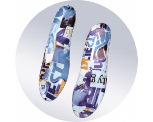 """Ортопедические стельки для закрытой обуви """"Orto"""", модель Soft Tech"""
