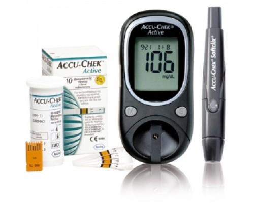 Глюкометр Accu Chek Active (Акку Чек Актив)