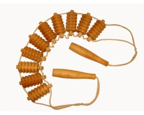 Массажер ленточный зубчатый тип 2 мод. 3223