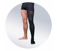 Компрессионный чулок мужской на правую ногу, арт. 224