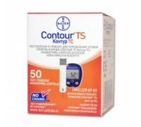 Тест полоски Contour TS N50