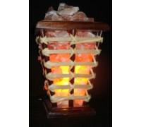 Солевая лампа «Домашний очаг», модель 789