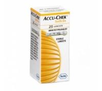 Ланцеты Accu-Chek Softclix № 25 (Акку-Чек Софткликс)