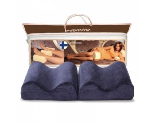 Ортопедическая подушка под ноги с эффектом памяти LumF-507, Luomma