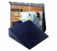 Подушка ортопедическая клиновидная, LumF-521, Luomma