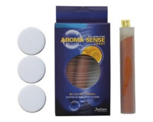 Набор ароматических картриджей для Aroma Sense (цитрус)