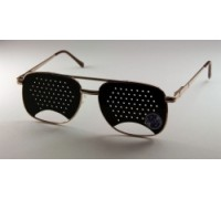 Мужские перфорационные очки-тренажеры