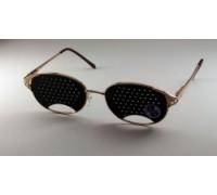Женские перфорационные очки-тренажеры