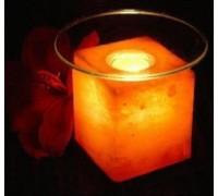 Солевая арома лампа