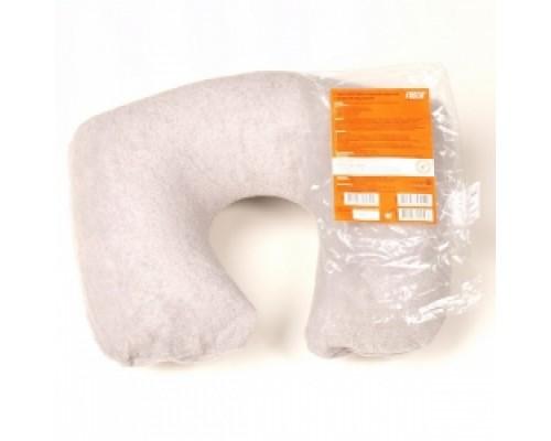 Подушка под голову надувная «подкова», с чехлом, FOSTA