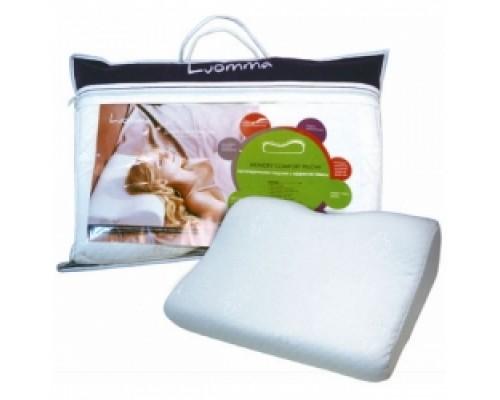 Подушка ортопедическая Luomma с эффектом памяти Lum F 502