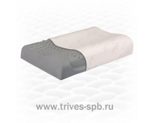 Подушка ортопедическая под голову ТОП-213 (Тривес)