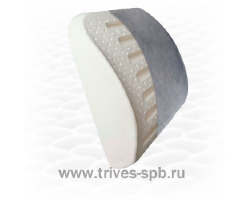 Подушка ортопедическая под спину ТОП-227 (Тривес)