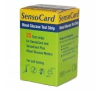 Тест-полоски Sensocard № 25 (Сенсокард)