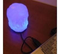 Солевая лампа USB