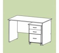 Стол медицинской сестры СМС-01 (мод.4)