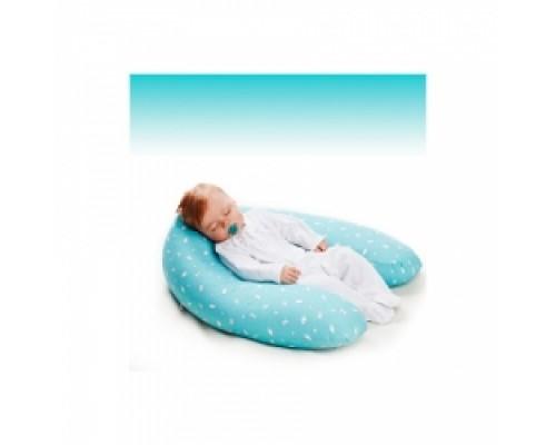 Многофункциональная подушка для беременных, кормящих мам и младенцев BANANA П 23 (Trelax)