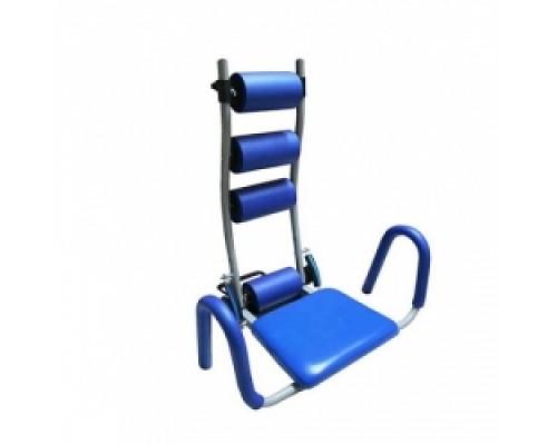 """Тренажёр для мышц живота с фиксированным сиденьем """"ПРЕСС"""""""