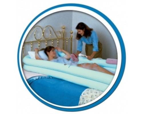 Ванна надувная для мытья тела человека на кровати CA  204 MV