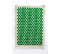 Иппликатор Тибетский на мягкой подложке для чувствительной кожи (зеленый) размер 41*60 см